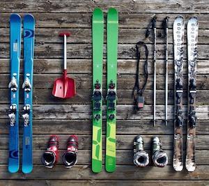 Goed voorbereid op wintersport met een stevige tas, case of sleeve