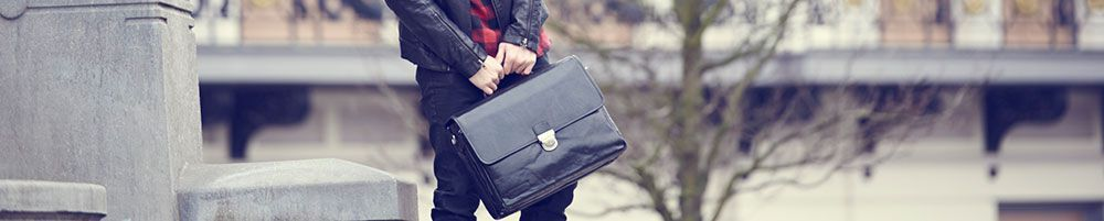 Heren laptoptassen en sleeves - Briefcases