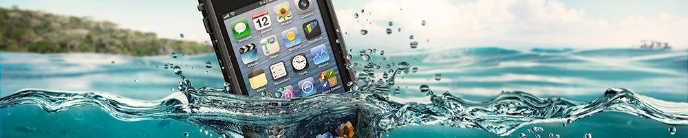 LifeProof iPhone, Samsung en iPad accessoires