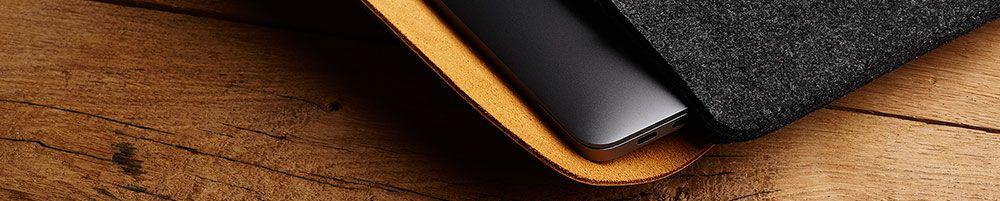 Mujjo - cases en sleeves voor iPhone, iPad en MacBook