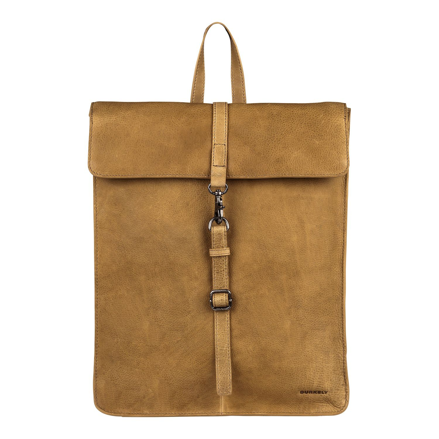 Burkely Antique Avery Leren Rugzak Taupe