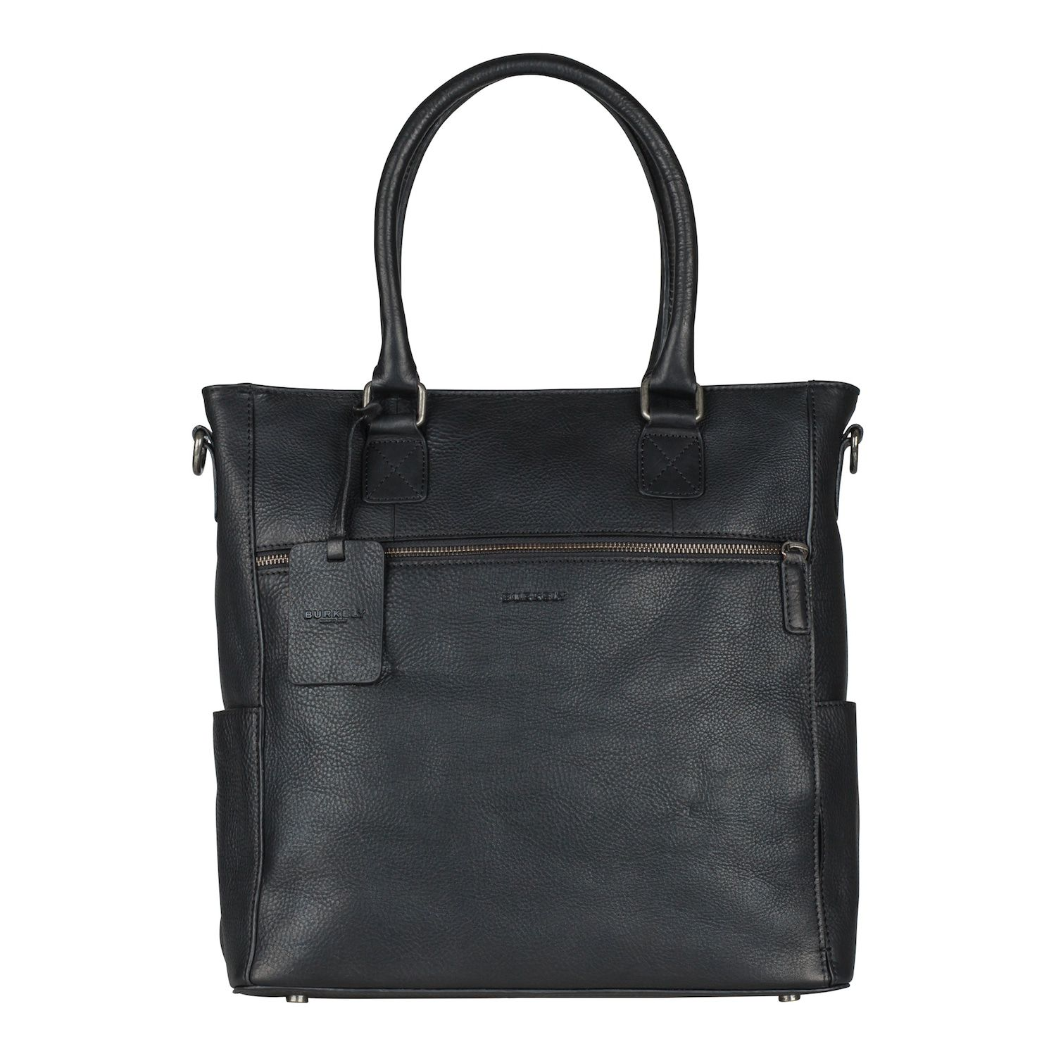 Burkely Antique Avery Shopper Black 13.3 inch
