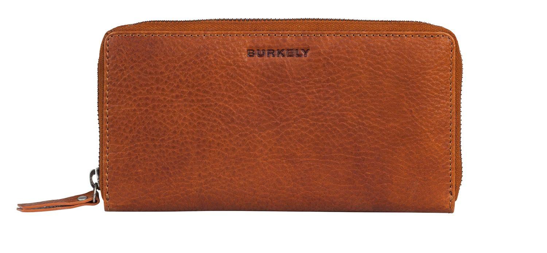 Burkely Antique Avery Wallet L Cognac