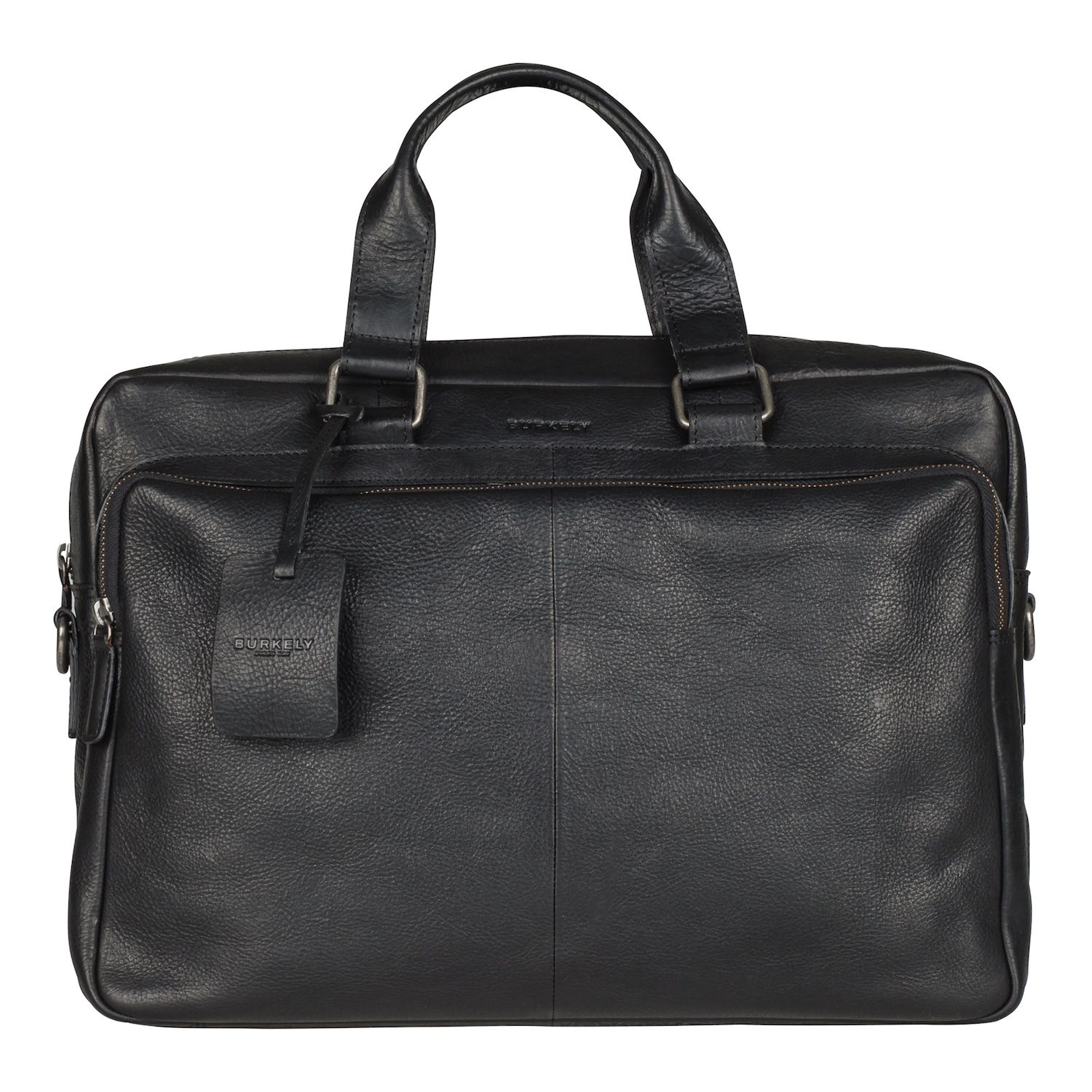 Burkely Antique Avery Workbag Black 15.6 inch