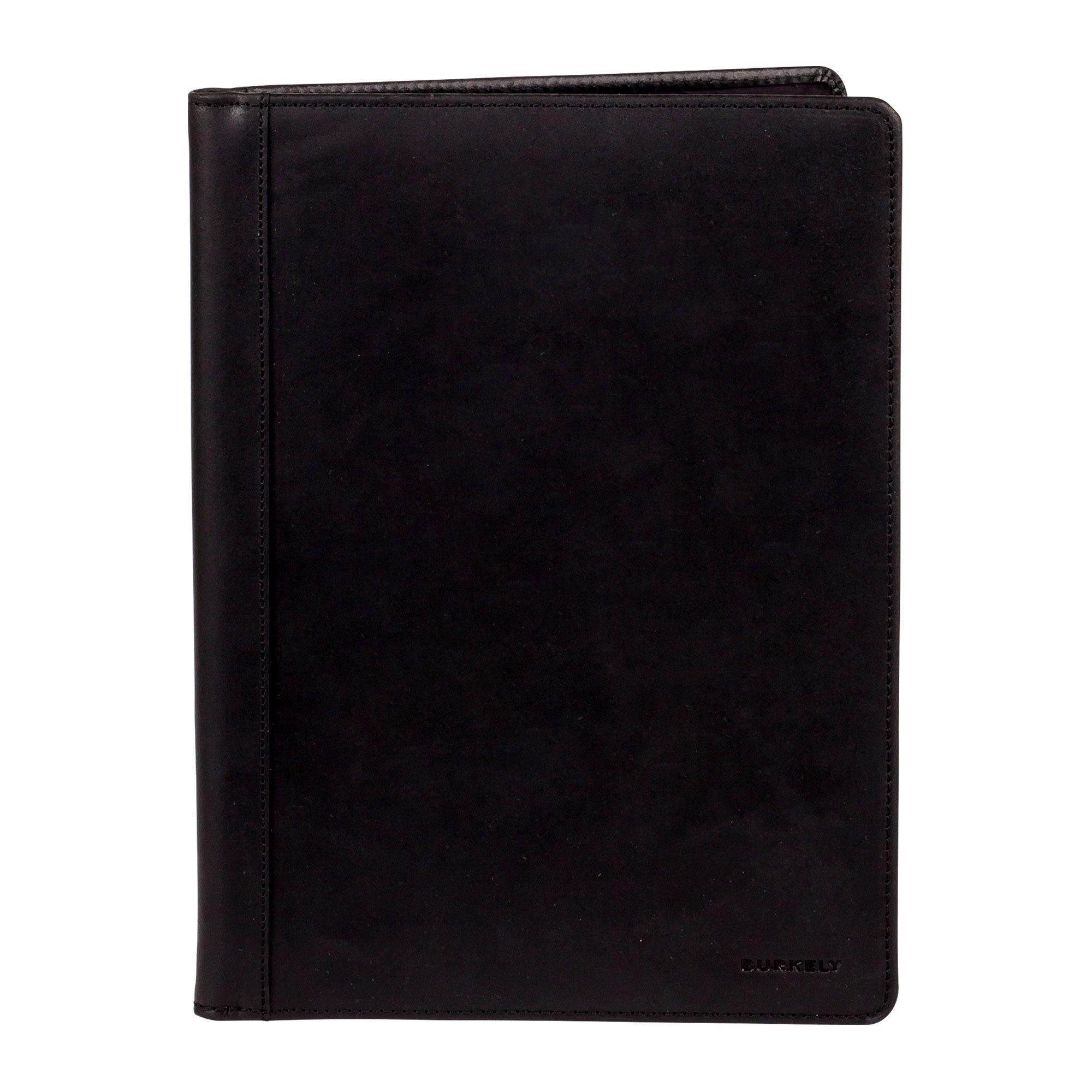 Bing Burkely Cru A4 Filecover Noir ugihaXu