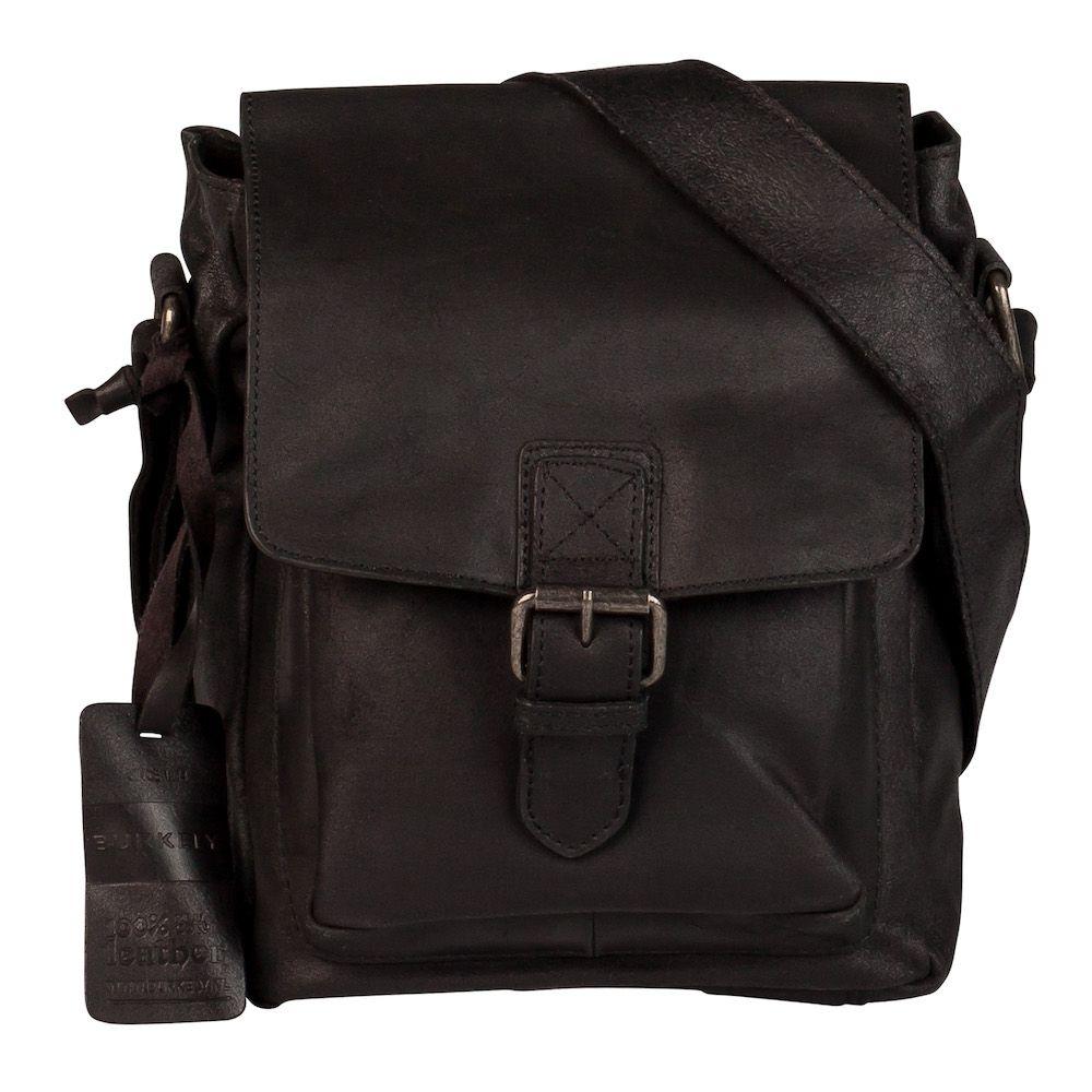 Burkely Vintage Schoudertas 791122 Black