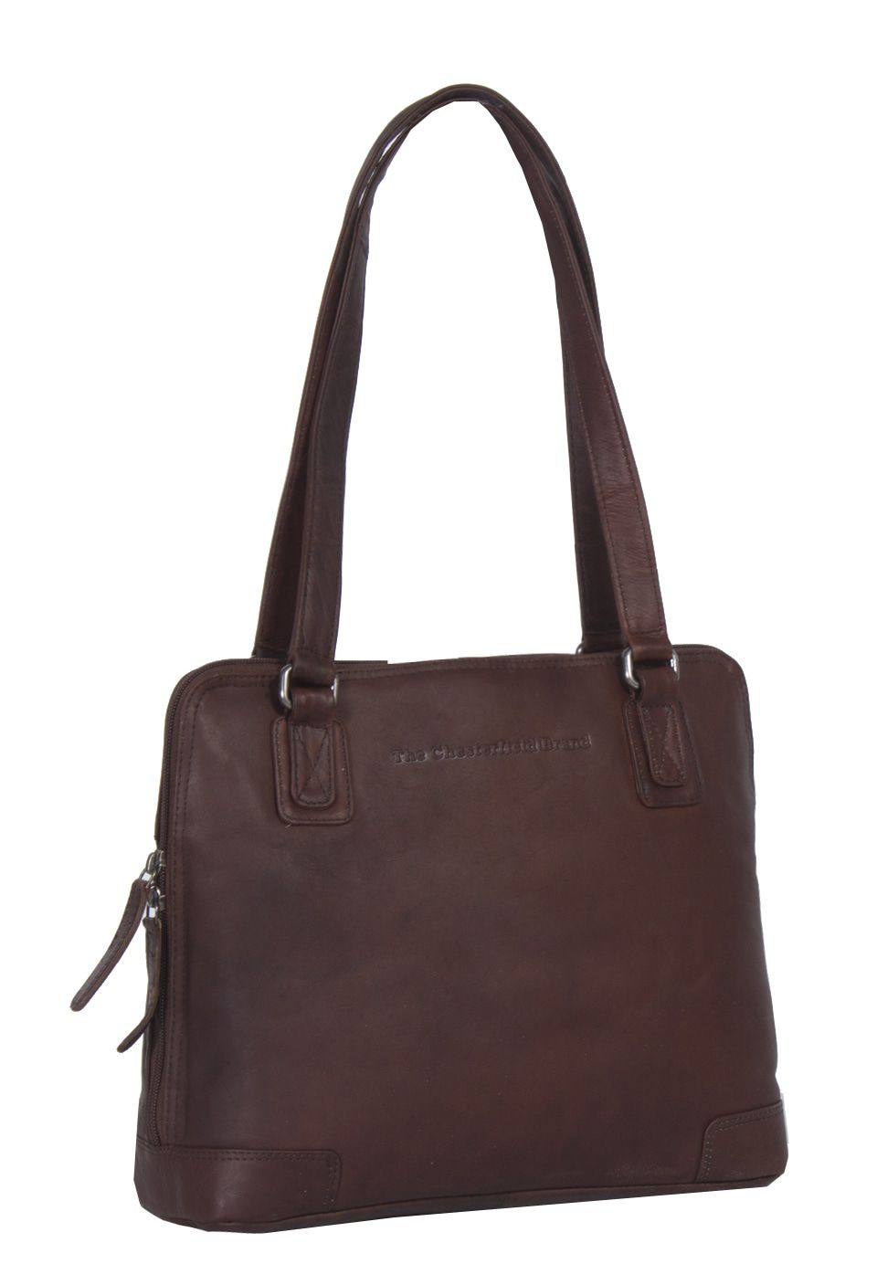 Chesterfield Flint Shoulderbag Small Brown