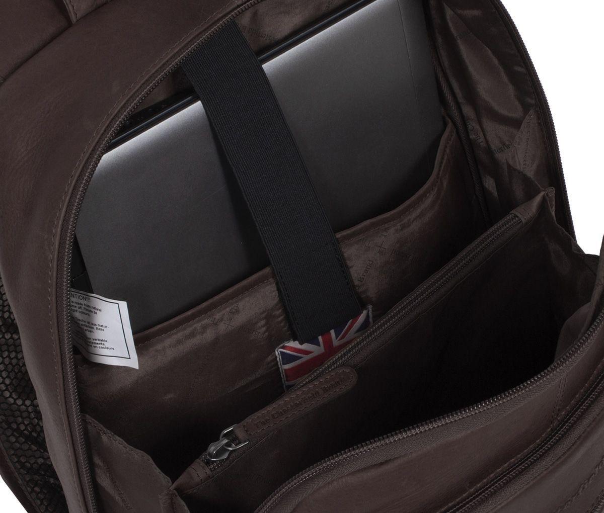 Chesterfield Laptop Rugtas James Bruin 13 inch