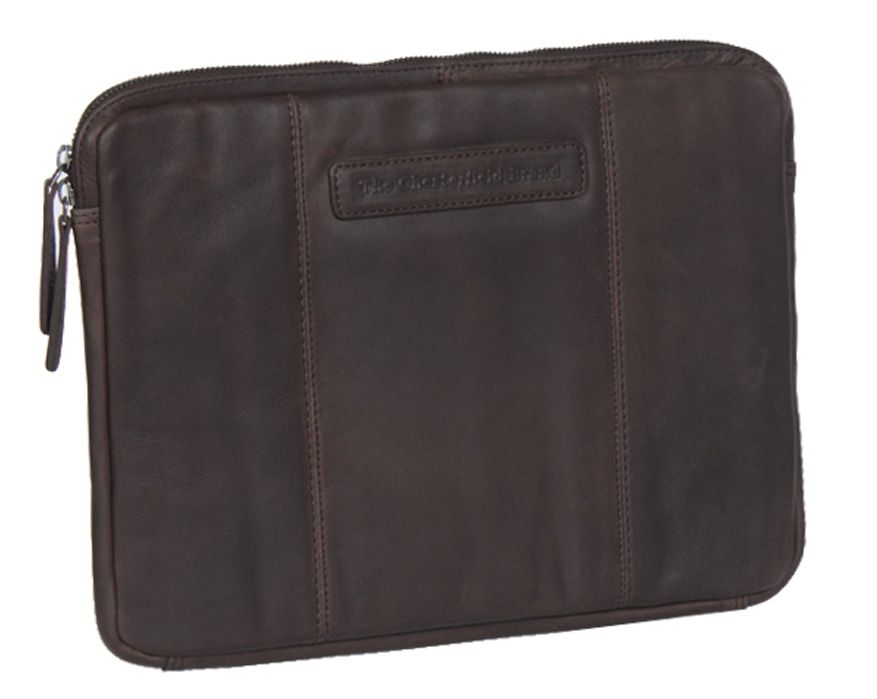 Chesterfield Richard Leather Sleeve Brown 13.3 inch