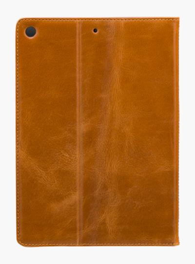 iPad case dbramante1928 Copenhagen 2 Leather Folio Case iPad Pro 10.2 inch Tan