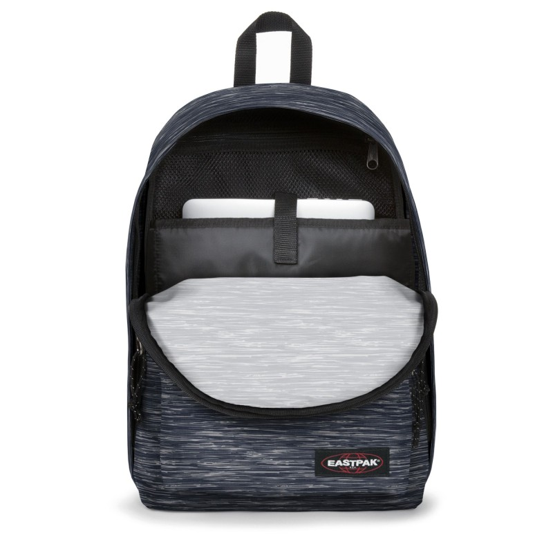 14 Eastpak Rugzak Office Out Grey Of Inch Knit qwRxCYS