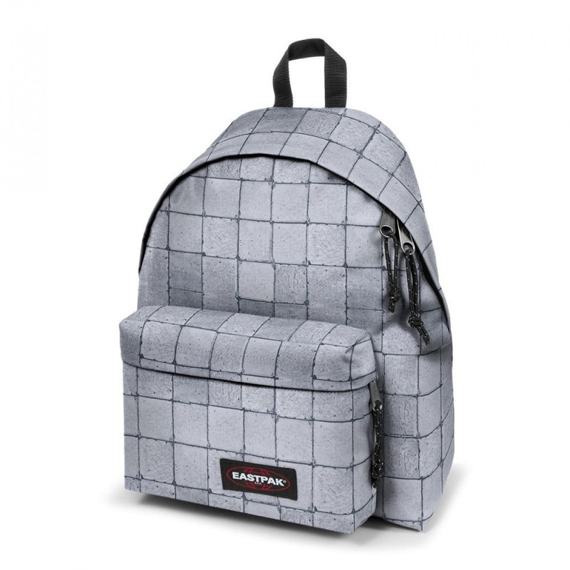 Padded Pak'r Rugzak Wit Cracked Eastpak ZPkTXOiu