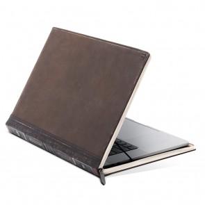 Laptop sleeve Twelve South BookBook MacBook Pro 16 inch Vintage Case Bruin