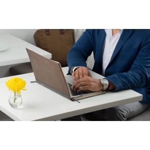 Laptop sleeve Twelve South BookBook MacBook Pro 16 inch Vintage Case Bruin Model