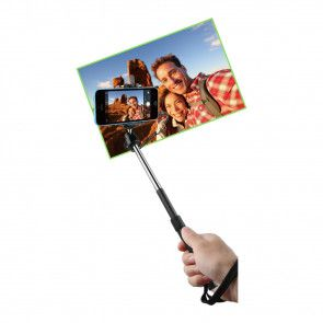 Be Hello Selfie Stick Zwart