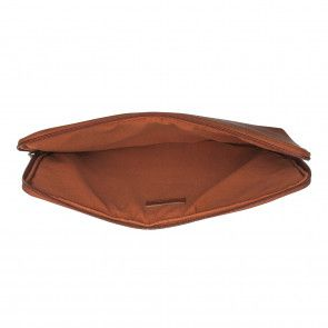 Burkely Antique Avery Laptop Sleeve Cognac 13.3 inch Open