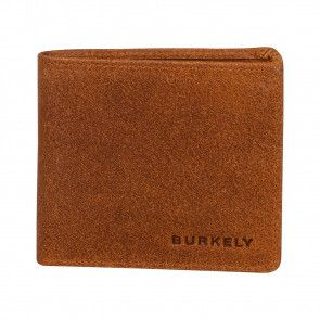 Burkely Dax Portemonnee Billfold Low Cognac Voorkant