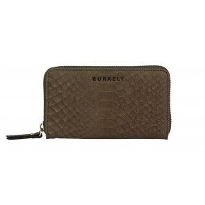 Burkely Eager Els Leather Wallet M Tundra Voorkant
