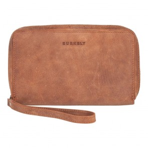 Burkely Stacey Star Wallet Large Cognac Voorkant