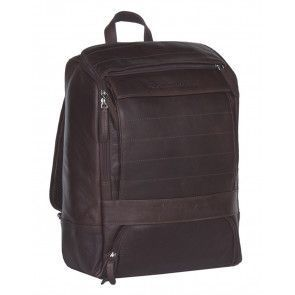 Chesterfield Stirling City Backpack Cognac 15 inch Voorkant