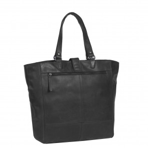 Chesterfield Oldham Shopper Black Achterkant