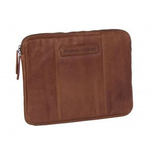 Chesterfield Richard Leather Sleeve Cognac 13.3 inch Voorkant