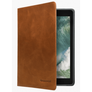 dbramante1928 Copenhagen 2 Leather Folio Case iPad Pro 10.2 inch Tan