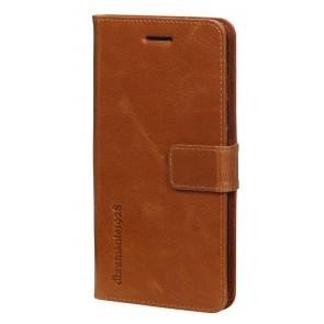 dbramante1928 Copenhagen Leather Wallet iPhone 6 Plus Golden Tan Voorkant