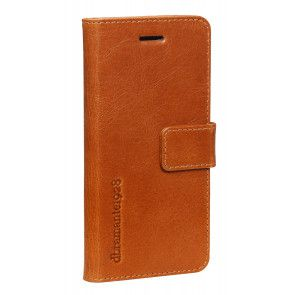 dbramante1928 Copenhagen Leather Wallet iPhone 6 Tan Voorkant