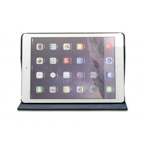 dbramante1928 Copenhagen 2 Leather Folio Case iPad Air 2 Black Stand