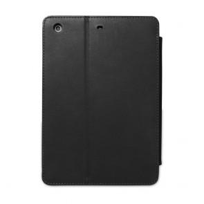 dbramante1928 Copenhagen 2 Leather Folio Case iPad Mini Black achterkant