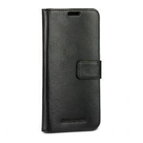 dbramante1928 Copenhagen 2 Leather Wallet Samsung Galaxy S8+ Hoesje Zwart Voorkant