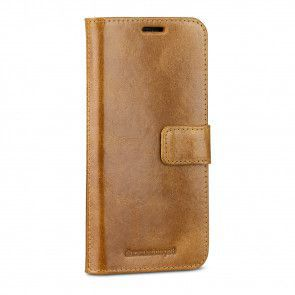 dbramante1928 Copenhagen 2 Leather Wallet Samsung Galaxy S8+ Hoesje Tan Voorkant