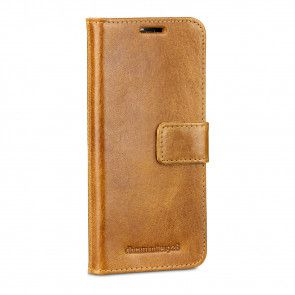 dbramante1928 Copenhagen 2 Leather Wallet Samsung Galaxy S8 Hoesje Tan Voorkant