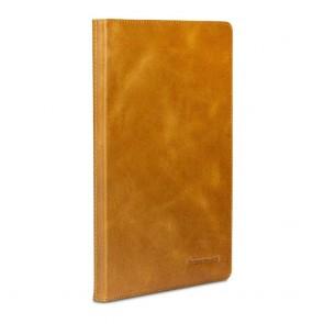 dbramante1928 Copenhagen 2 Leather Folio Case iPad Pro 10.5 inch Tan Voorkant