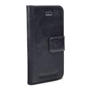dbramante1928 Copenhagen Leather Wallet iPhone 5/5S/SE Tan Voorkant