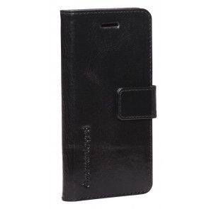 dbramante1928 Copenhagen Leather Wallet iPhone 6 Black Voorkant