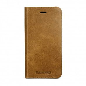dbramante1928 Frederiksberg 3 Folio Case iPhone 7 Plus Tan Voorkant
