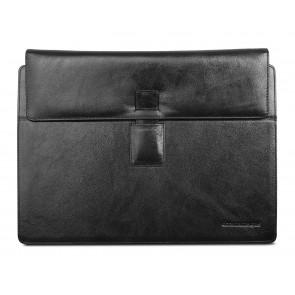 dbramante1928 dbramante1928 Leren Envelope MS Surface 3/4 Pro & RT Hellerup Zwart voorkant