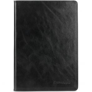 dbramante1928 Leren iPad Case 2017/2018 Copenhagen 2 Zwart Voorkant