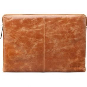 dbramante1928 Skagen Leather Sleeve MacBook 12 inch Tan Voorkant