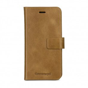dbramante1928 Lynge 2 Leather Wallet iPhone 7 Plus Tan Voorkant
