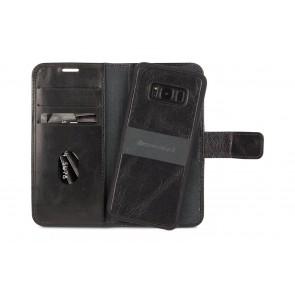 dbramante1928 Lynge 2 Leather Wallet Samsung S8 Hoesje Black Open