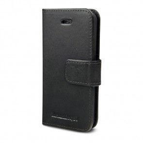 dbramante1928 Lynge Leather Wallet iPhone 5/5S/SE Hoesje Hunter Voorkant