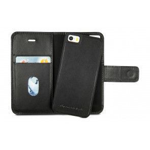 dbramante1928 Lynge Leather Wallet iPhone 5/5S/SE Hoesje Hunter Binnenkant