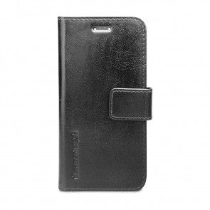 dbramante1928 Lynge Leather Wallet iPhone 6/6S Black voorkant