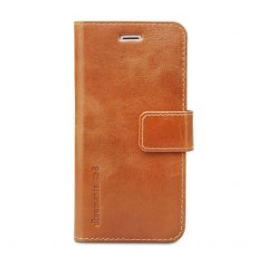 dbramante1928 Lynge Leather Wallet iPhone 6/6S Tan voorkant