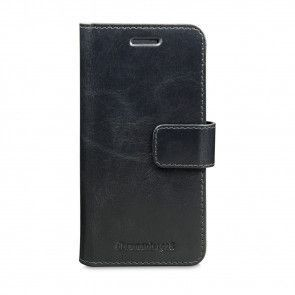 dbramante1928 Lynge Leather Wallet Samsung S7 Black voorkant