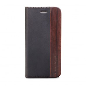 dbramante1928 Risskov iPhone 6/6S Plus Hunter Dark & Black Wood voorkant