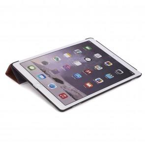 Decoded Leather Slim Cover iPad Pro 12,9 inch Bruin Kijkstand